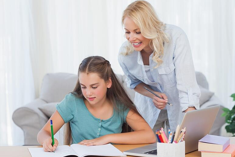 parental satisfaction with homework
