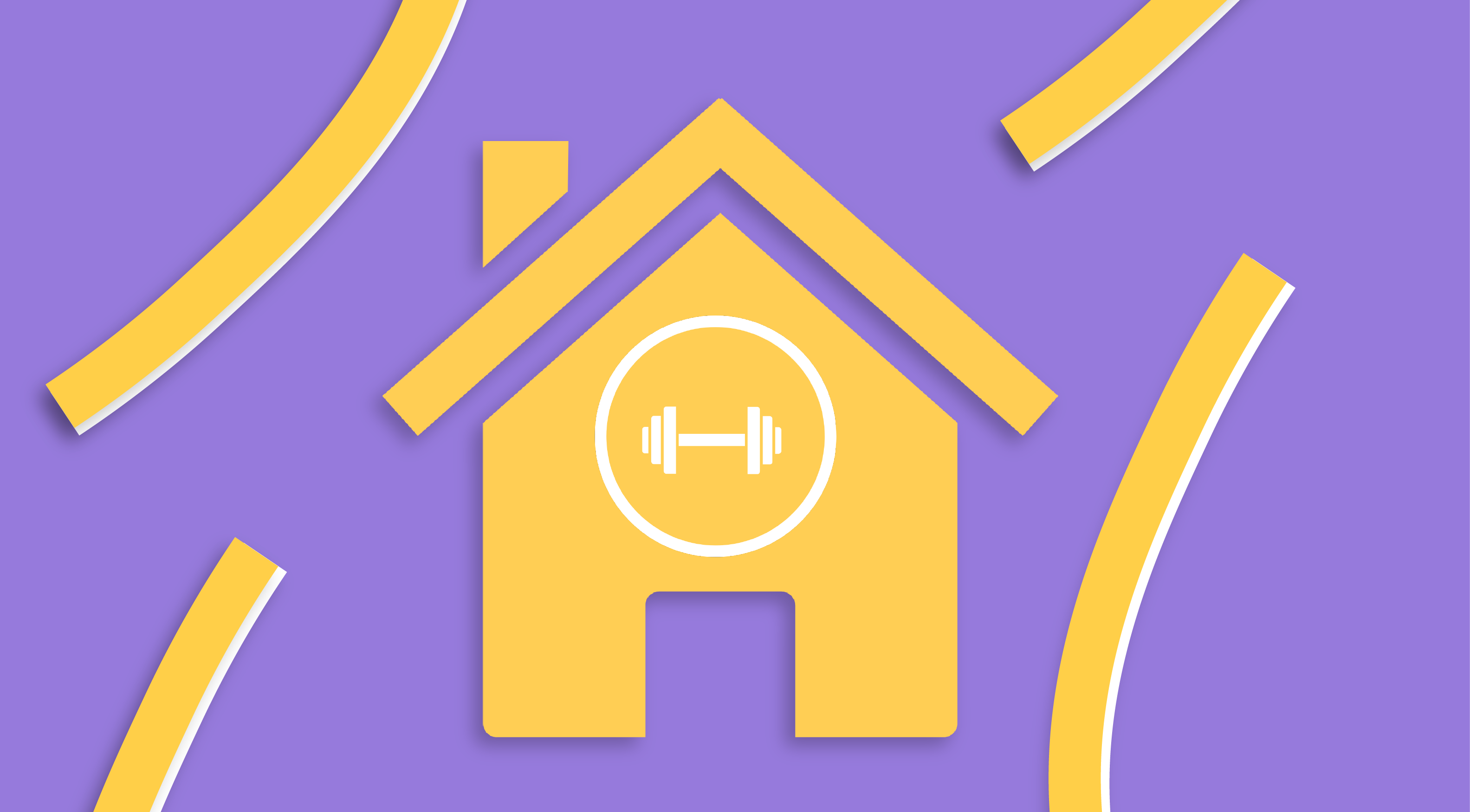 Exercise at home wellbeing
