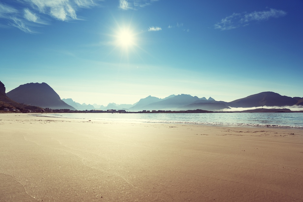 Lofoten beach in sunny summer day, Norway.jpeg